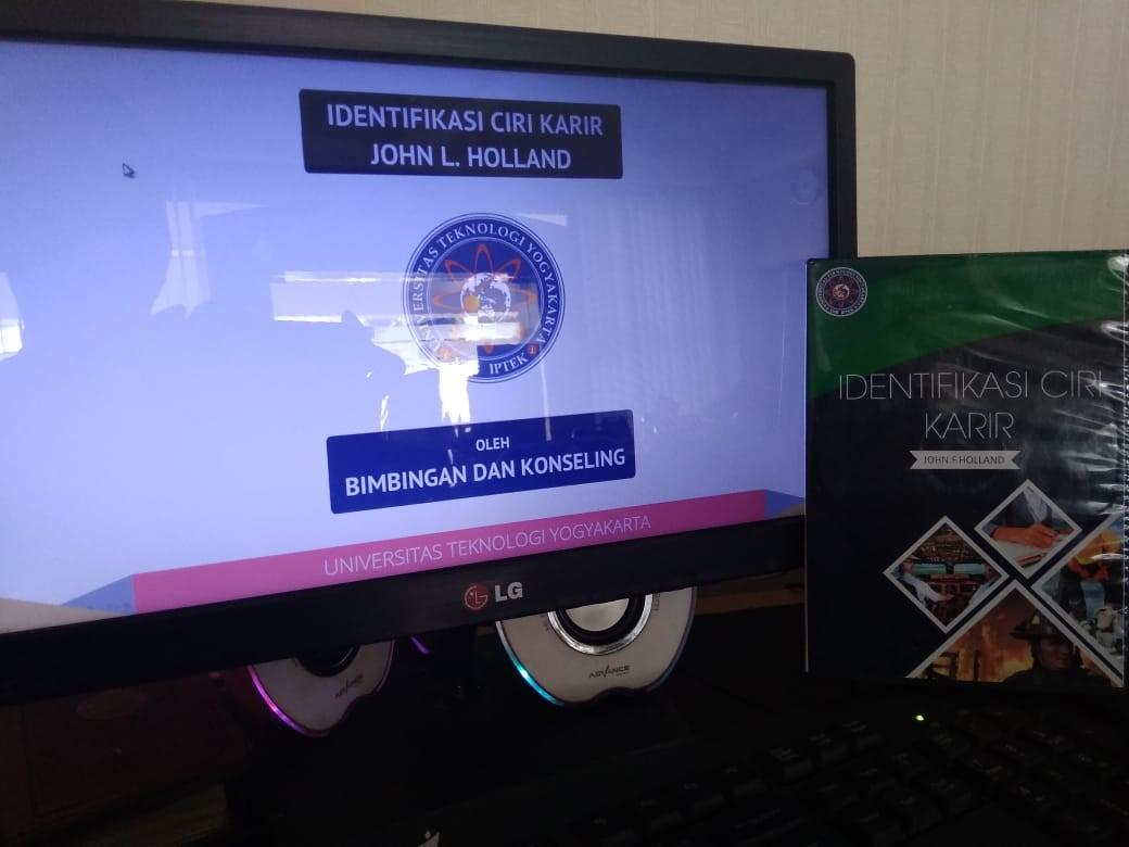 Gambar. Multimedia Interaktif Deteksi Bakat dan Minat Karir