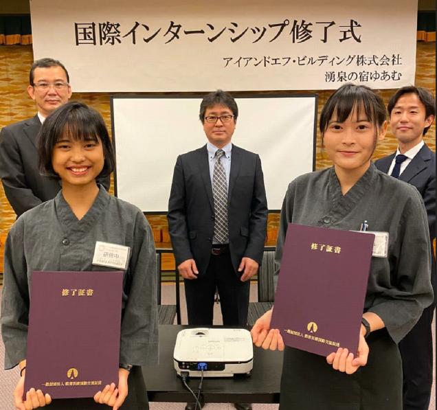 Mahasiswa Prodi Jepang UTY, Magang Satu Tahun di Jepang